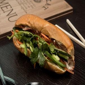 Vietnamese Sandwich - Bánh Mì
